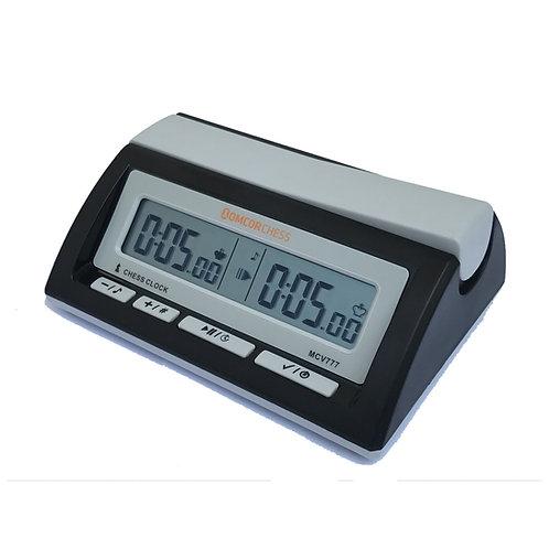 Reloj Electrónico de Ajedrez Chess Clock MCV777 Negro