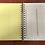 Thumbnail: Cuaderno de Anotación de Ajedrez 100 hojas con autocopia