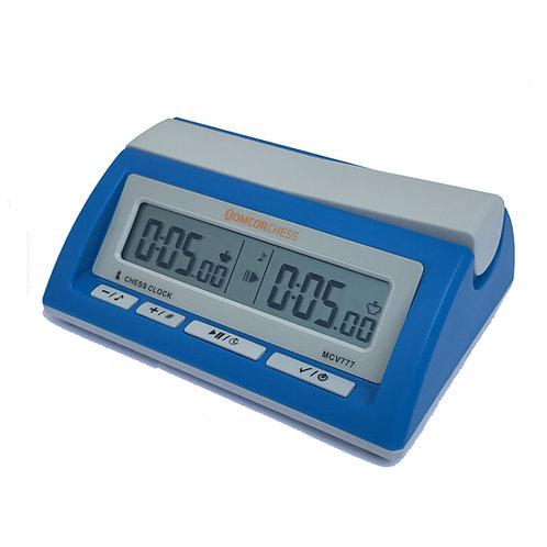 Reloj Electrónico de Ajedrez Chess Clock MCV777 Azul