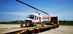 Freight Forwarding picture for Bell 206-L4