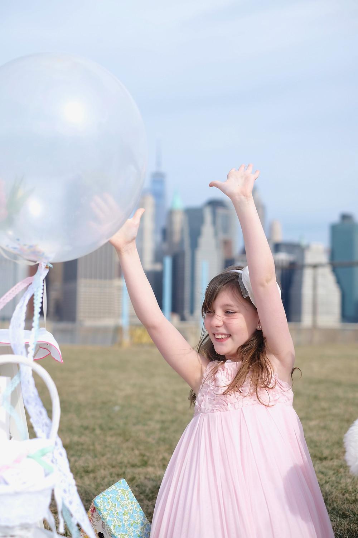 The Brooklyn Easter Celebration by Flying Little Birds