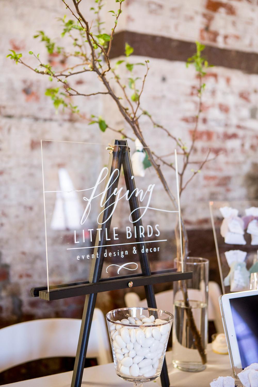 Flying Little Birds Event Design