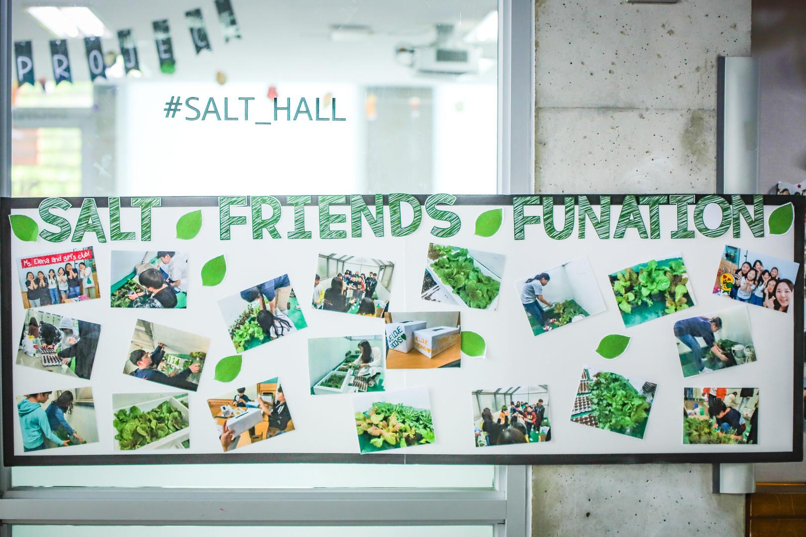 SALT Friends