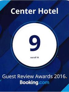 Booking.com Awards 2016