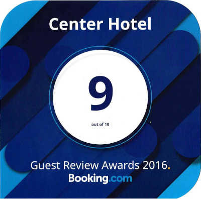 Booking.com Awards 2016