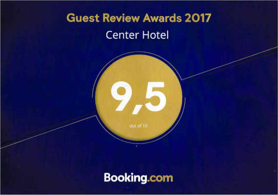 Booking.com Awards 2017