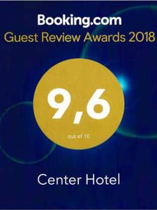 Booking.com Awards 2018