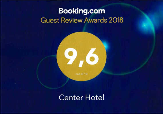 Booking.com Awards 2018