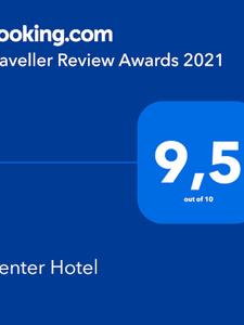 Booking.com Awards 2021