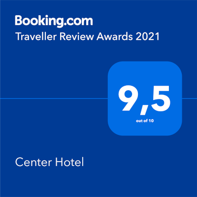 Booking.com Awards 2021