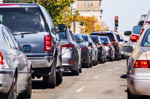 California rolls back a 1960s-era traffic standard that incentivizes driving