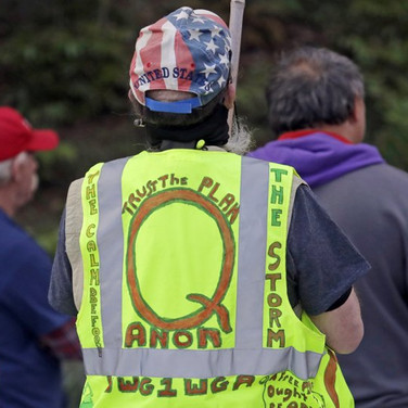 Inauguration Sows Doubt Among Qanon Conspiracy Theorists, The Associated Press, Contributing Reporter