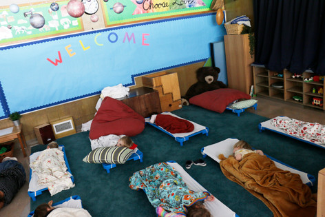 RADIO: Carpets at Berkeley Preschool Test Positive for Toxic Chemicals
