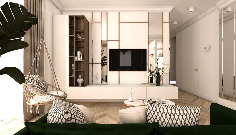 Apartament Flisa
