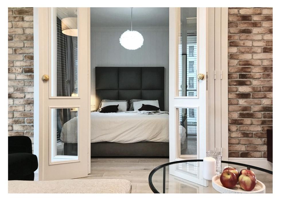 Apartament Grzybowska I