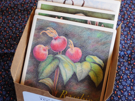 Ceramic Coasters now in my Etsy Shop!