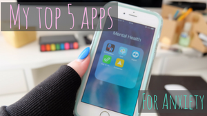 top 5 apps for anxiety