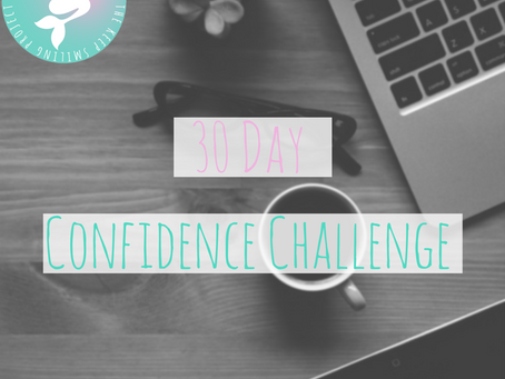 30 Day Confidence Challenge