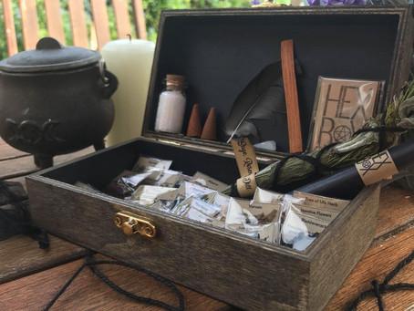 Box of Magic Treats | Hex Box Review