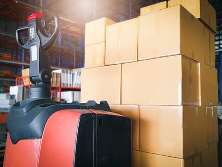 O poder da embalagem dos produtos para exportação