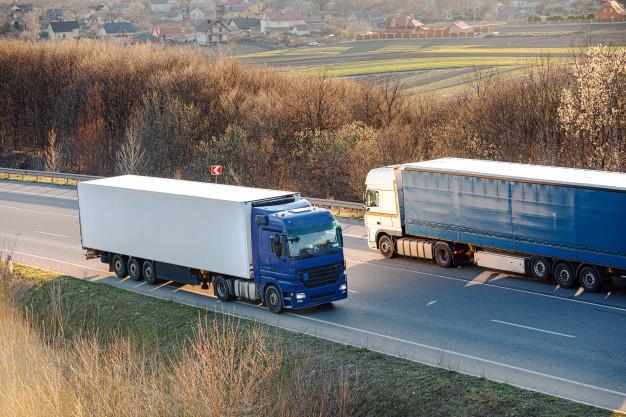 o caminhão presente no nosso dia a dia.