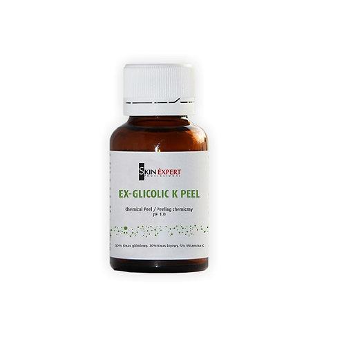 Ex-Glicolic K Peel 30ml