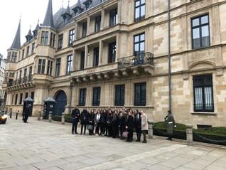 Journée au Luxembourg