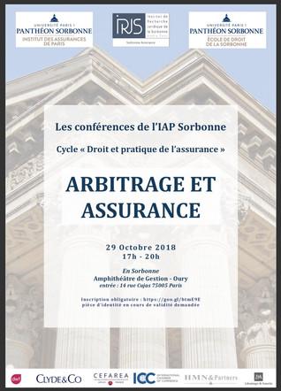 Arbitrage et Assurance