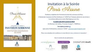 Soirée Paris Assure 2019