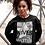 Thumbnail: BLACK WIVES MATTER CUSTOM SWEATSHIRT