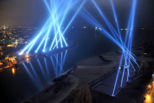 Vectorial Elevation, Vancouver Olympics, 2010