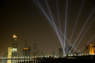 Pulse Corniche, Abu Dhabi, 2015