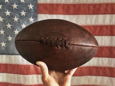Bienvenue to Europe, American Football