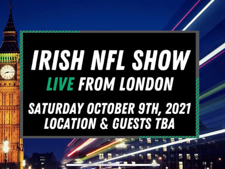 Irish NFL Show takes American Football by Storm