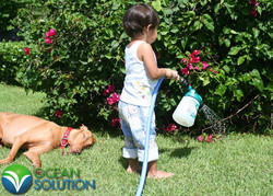 OceanSolution is safe for children & pets!