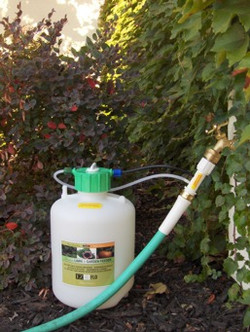 One of our Fertigation units