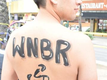 WNBR México XIII Rodada Nudista CDMX