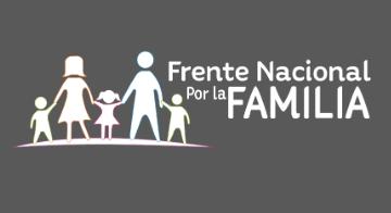 Marchan a favor de la terapias de Conversión -Frente Nacional Por la Familia