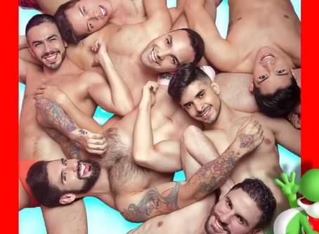 Presentando a 7 GAYmers Super Sexys