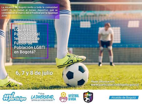 EQUIPO MEXICANO DE FÚTBOL LGBT TRIUNFA EN COLOMBIA