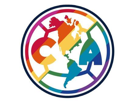 El Club América se Pinta de Colores