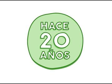 Canciones en español, que cumplen 20 años en 2018
