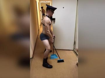 Cadetes y un vídeo super sexy