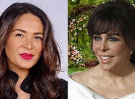 Yolanda Andrade y Verónica Castro.... ¿Casadas? - La Nota indiscreta
