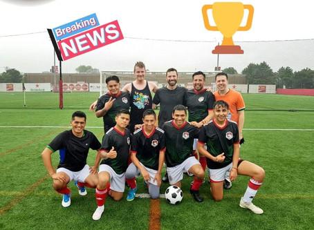Equipo de fútbol gay Mexicano, triunfa en Chicago