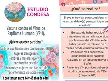 Clínica Condesa y Condesa Iztapalapa ofrecen vacuna gratuita contra el VPH