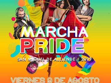 Ya llegaron las Marchas del orgullo de todo México