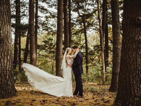 Modern Dress Bride: Chelsy