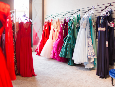 Say YES to your PROM dress!