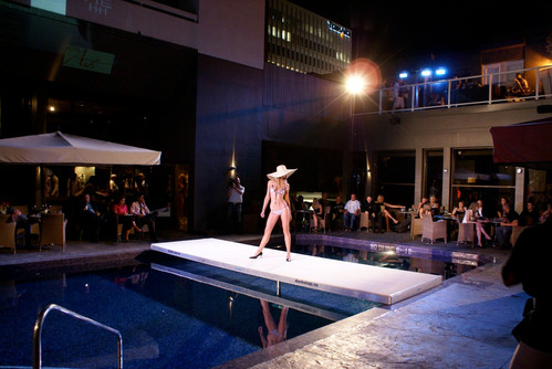 Fashion Show at Hotel Arts